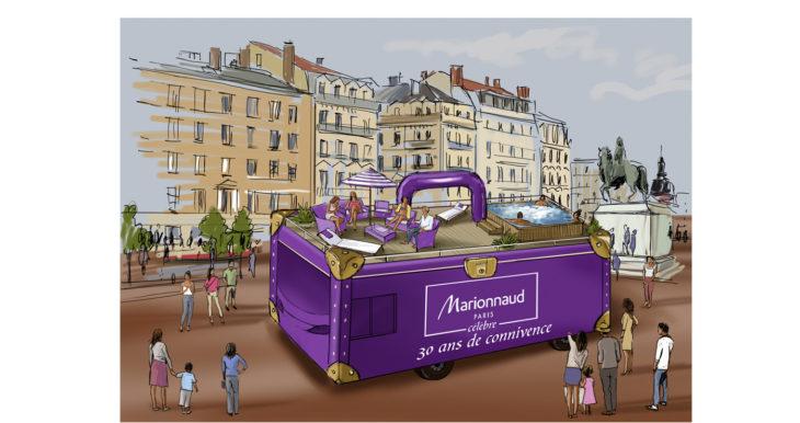 Marc INGRAND - roughs & story -  - Evénementiels