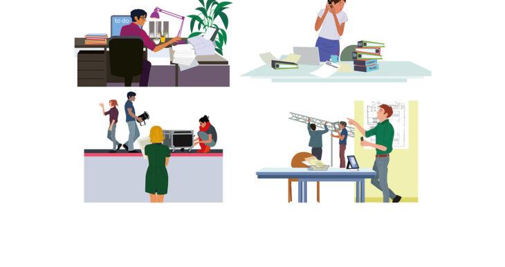 ODEKA - illustrations -